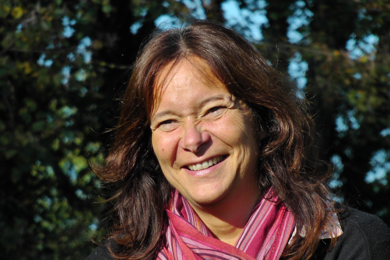 Anne Vandezande à Saint Martin