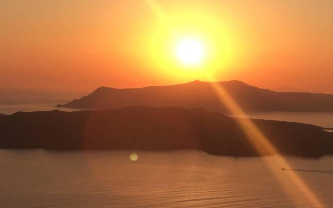 Carpe Diem en Grèce , Paros
