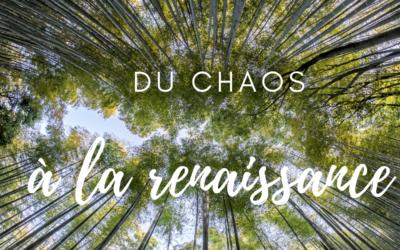 Après le chaos, la renaissance?